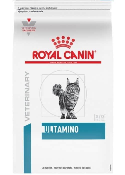 Royal Canin Ultamino cat food