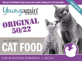 YoungAgain Low Carb Cat Food