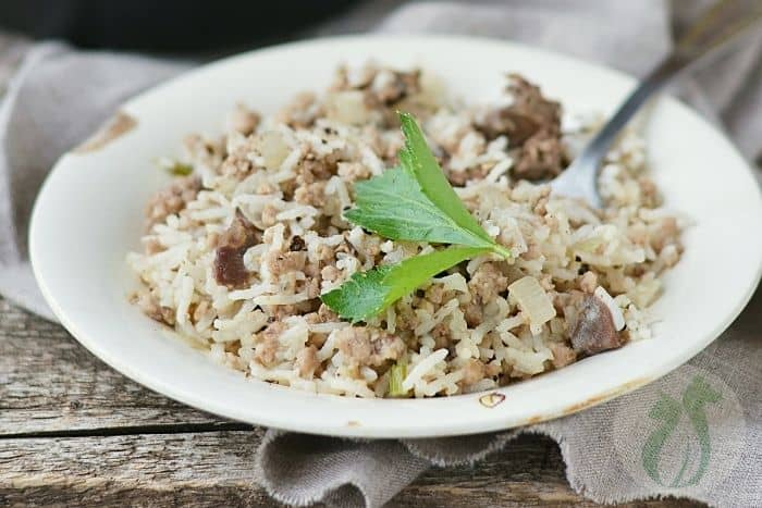 turkey and rice recipe for dogs